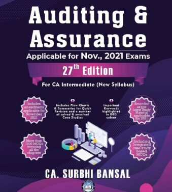 Auditing Assurance for CA Inter New Syllabus