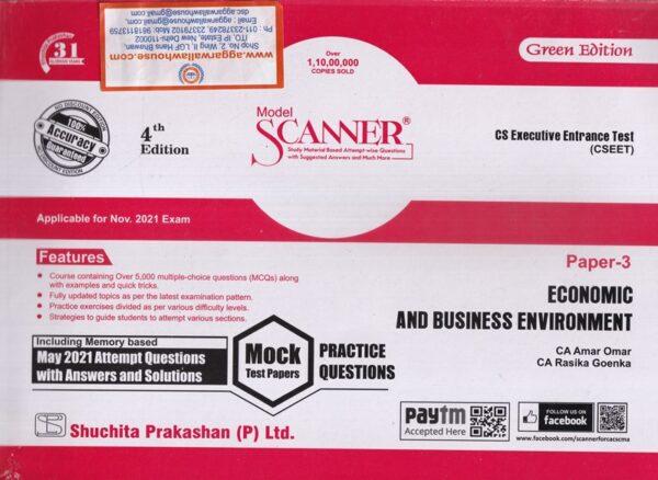 Model Scanner , Cseet paer 3