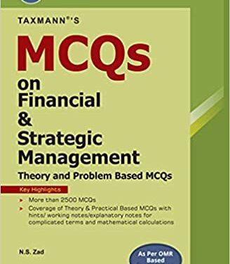 CS Executive , Financial And Strategic Management