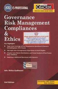 Governance Risk Management Compliances & Ethics For CS Professional by Ritika Godhwani Appliable for Dec 2021 Exam