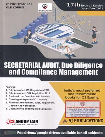 Secretarial Audit Due Diligence and Compliance Management