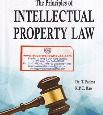 The Principles of INTELLECTUAL PROPERTY LAW