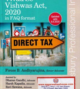 A Treatise on Vivad Se Vishwas Act 2020 in FAQ Format