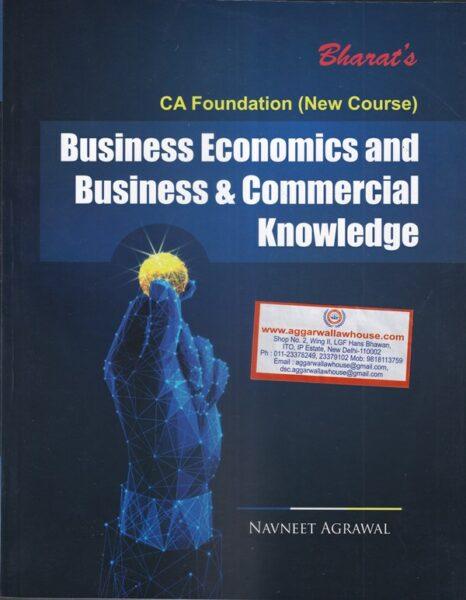 Business Economics , CA Foundation