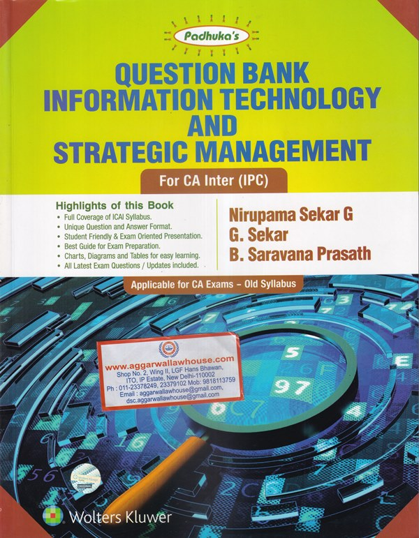 Question bank , Information Technology , Strategic Management