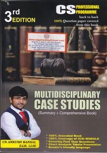 Multidisciplinary Case Studies CS Professional New Syllabus
