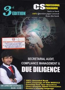 Secretarial Audit Compliance Management and Due Diligence