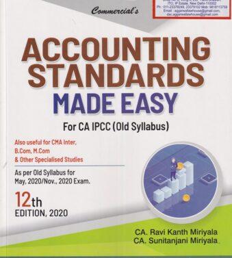 Accounting Standards Made Easy for CA IPCC , SUNITANJANI , RAVI KANTH MIRIYALAMIRIYALA