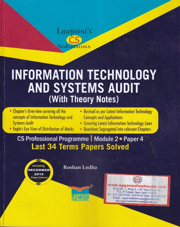 Information Technology and Systems Audit