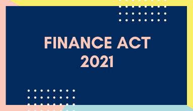 Finance Act 2021