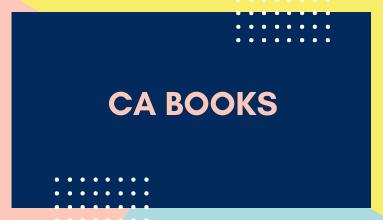 CA Books