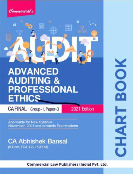 Chart Book Advanced Auditing