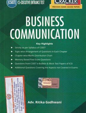 Business Communication , CS Executive